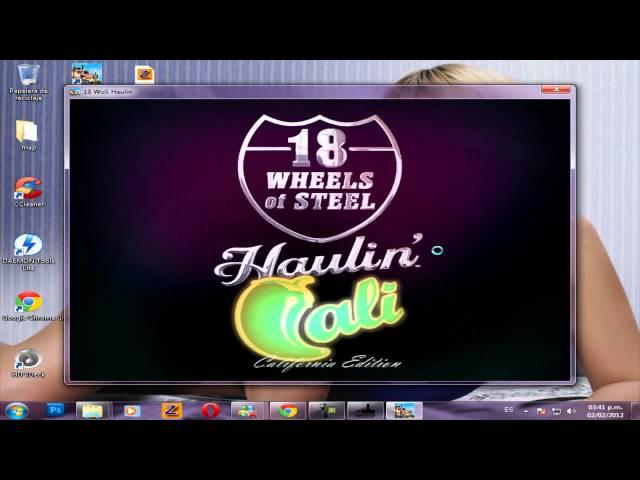 Aprende a Manejar Tu volante con el Raton ¡¡¡ (HD)