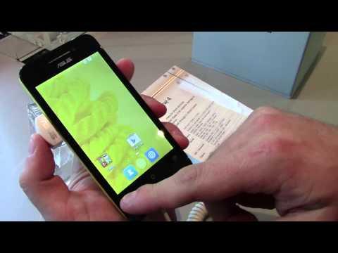 ASUS ZENFONE 4 REVIEW, INTEL PHONE