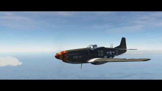 DCS Normandy 1944 - High altitude dogfighting