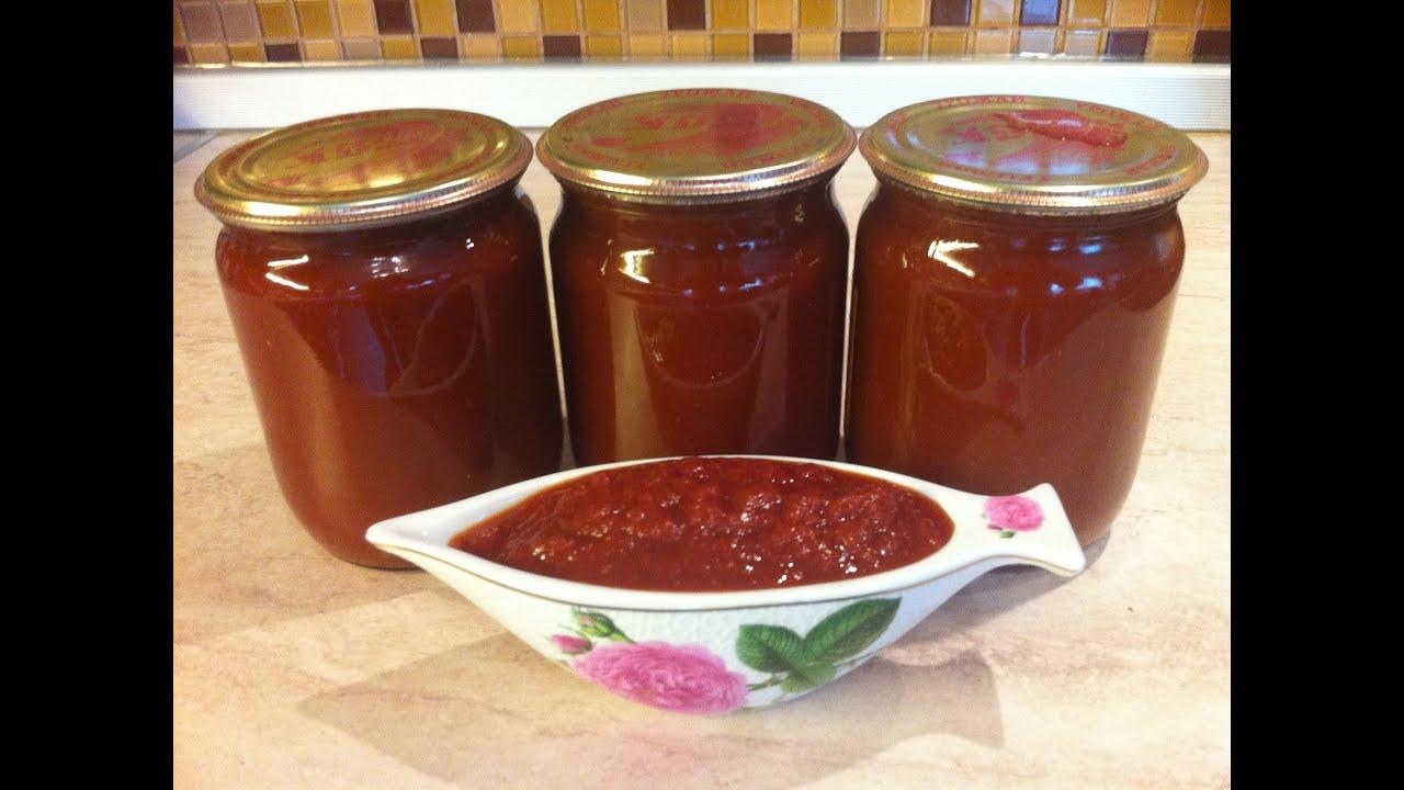 Рецепт томатной пасты в домашних условиях из помидоров и описанием