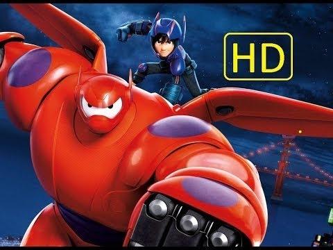 OPERAÇÃO BIG HERO Filmes Completos Dublados. Filmes de Animação. Aventura 2016 HD