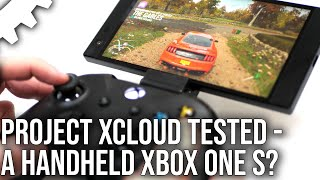 Project xCloud Beta Tested: Can Streaming Deliver A Handheld Xbox One Experience?