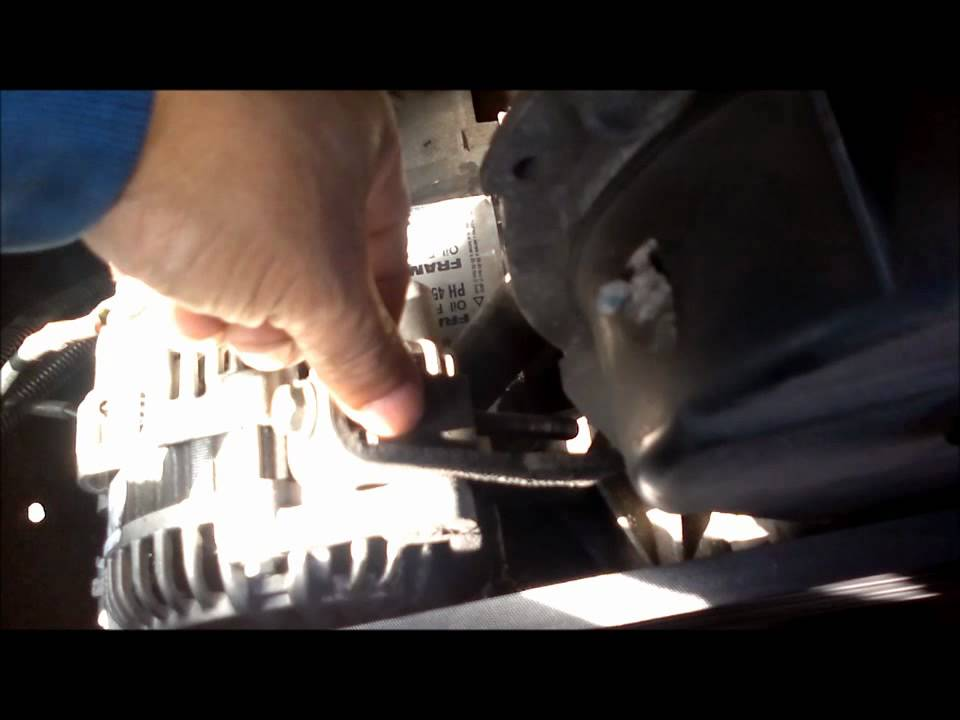 FORD TRANSIT 0IL AND FILTER CHANGE.wmv - YouTube