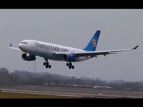 Manchester Airport Morning Heavies 10th March 2013