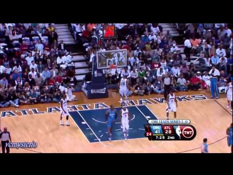 Orlando Magic All Field Goals Highlights vs Atlanta Hawks - 2010 Playoffs Game 4