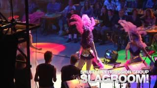 The Shuffle Percussion Group Slagroom! Promo 2