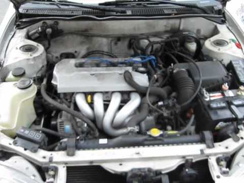 1998 Toyota Corolla CE 1.8L Cannot Start Engine