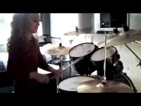 Drumcover Pink - Blow Me (one Last Kiss) video