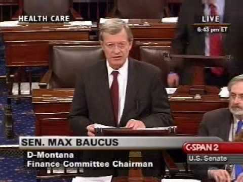 Baucus Admits ObamaCare Breaks Obama tax pledge