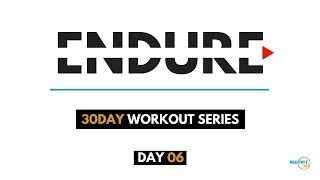 Cycle 2:Day 6 || 35min Upper Body Strength Routine
