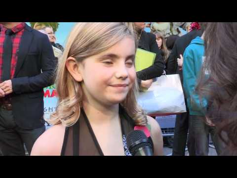 Arthur Christmas  World Premiere Interview