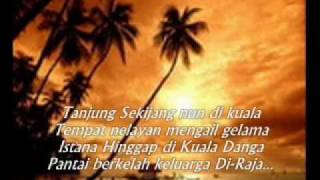 Tanjung Puteri - AZIZ AHMAD (lirik)