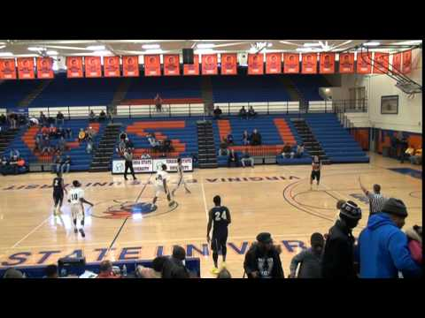 Christ Chapel Academy vs Millwood (VISAA Division III State Championship Game; March 2014)
