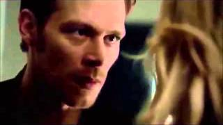 Klaus and Caroline all scenes