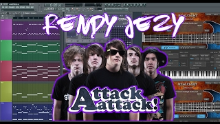 Attack Attack! - Stick Stickly (Cover FL Studio) By Rendy Jezy