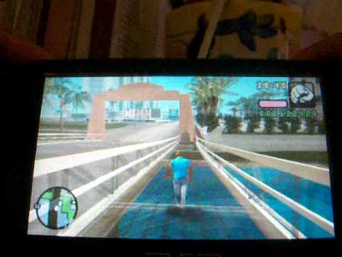 (PSP) GTA: Vice City Stories - How to get into second island and get Police Helicopter