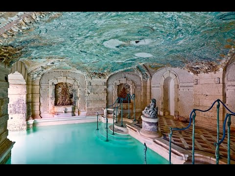 Introduction to Vizcaya's Swimming Pool
