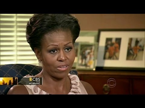 Michelle Obama 'Angry Black Woman' Smear