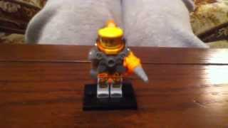 "Lego MiniFigures Series 12 - ""Space Miner"""