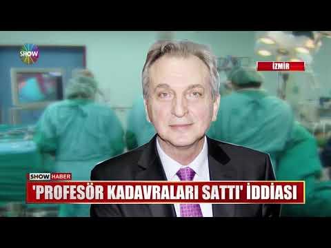 """""""Profesör kadavraları sattı"""" iddiası"""