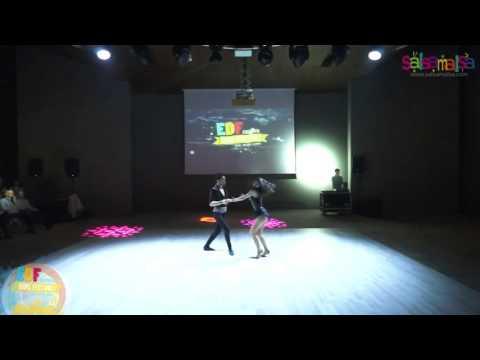 Mehmet Emin Akbakay & Berna Akmeşe Dance Performance - EDF 2016