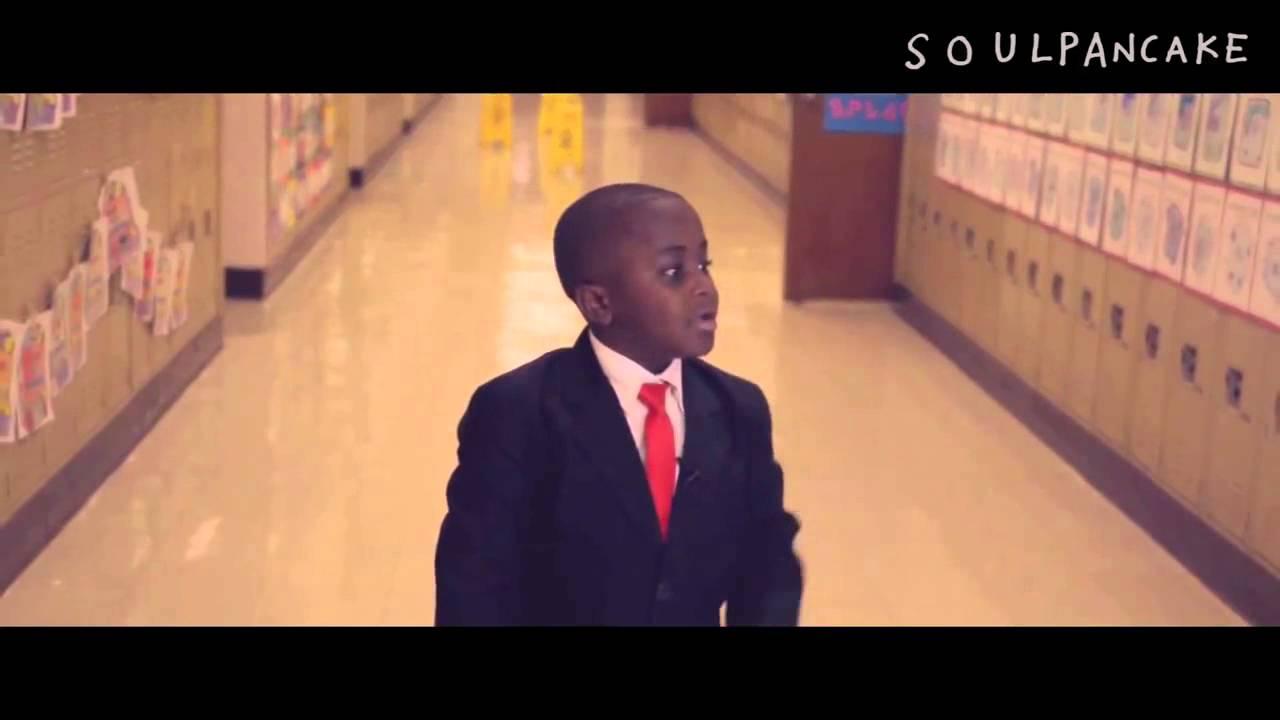 Kid President - s Pep Talk til Lærere og studenter!