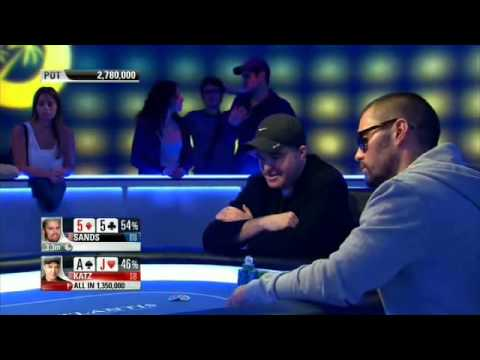 PСА-2013. Super High Roller. Е10, Final Table (RUS)