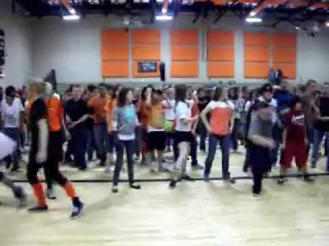 Jerome Middle School International Dance Day 2011 #8