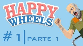 Empezando con Happy Wheels | Ep. 1 Parte 1 | LexusMan