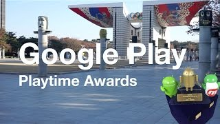 [Mobizen Vlogs] Google Playtime Best Apps of 2016