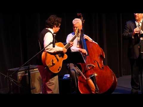 Howard Alden Trio Performing Shine