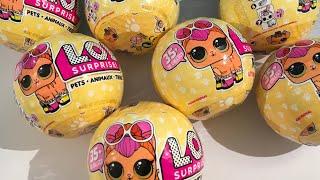 2 L.O.L Surprise PETS Ballen openmaken: Dit hadden we niet verwacht...