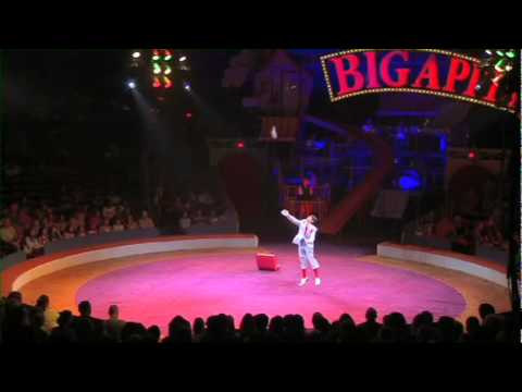 Behind the Scenes of The Big Apple Circus: Dance On!