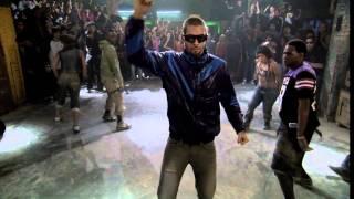 StepUp 3D - First Battle - Robo Dance full (HD 1080p)