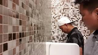 Toilet prank (Bastos na lalaki)