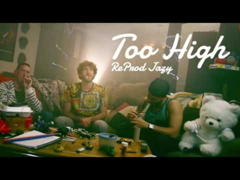 Lil Dicky - Too High Instrumental (ReProd Jazy)