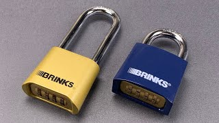 [1014] No, Brinks Did NOT Fix Their Combination Lock Flaw!