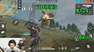 UDiEX3 - Free Fire Highlights#124