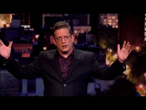 Andy Kindler   Late Show Stand Up