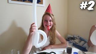 ALICIA IS JARIG!! | Linkantie Vlog #2