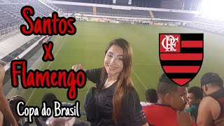 Santos x Flamengo (Vila Belmiro)