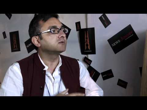 newslaundry - Rahul Pandita shares his experiences