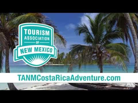 Tourism Association of New Mexico Costa Rica Trip