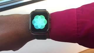 Apple Watch - Breathe App