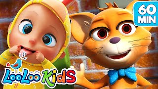 Mister Cat - Educational Songs for Children | LooLoo Kids