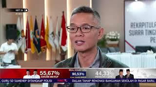 KPU Tetap Umumkan Hasil Pemilu Tanggal 22 Mei 2019 NET24