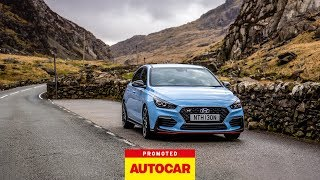 Promoted: Hyundai i30 N – From Track To Road   Autocar