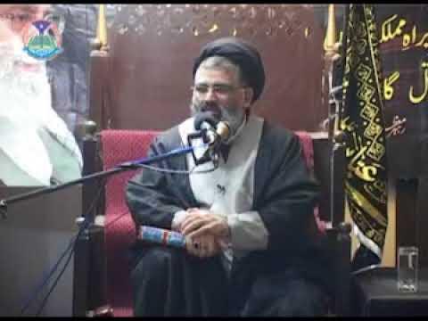 امام علیؑ کے ساتھ کھڑے ہونے کے قابل بنیں   علامہ سید جواد نقوی