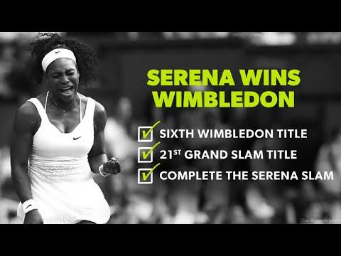 ᴴᴰAll 21 of Serena Williams Grand Slams*Titles*Winning Momentsᴴᴰ!