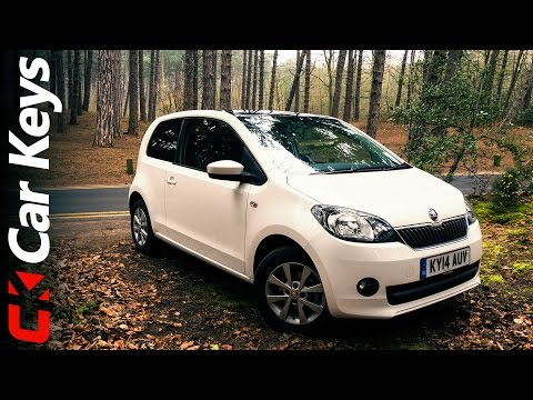 Skoda Citigo 2015 review - Car Keys